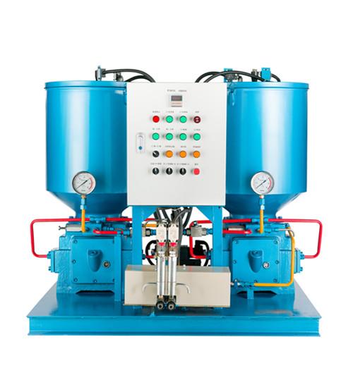 双泵2HA-III3-430/100-DFK/JK电动润滑泵双列泵高压柱塞泵