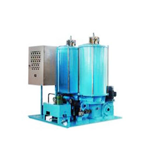 SDRB-N系列双列式电动润滑脂泵(31.5MPa)