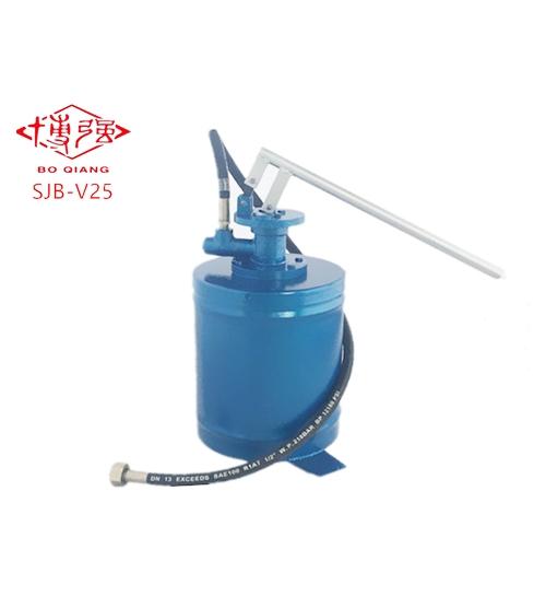 SJB-V25型手动加油泵(3.15MPa)