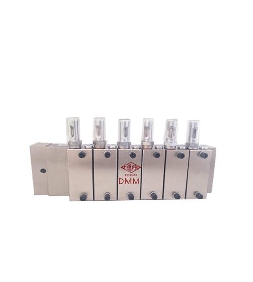 天津DMM-YQ型双线油分配混合器