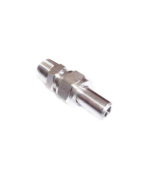 昆山钢管用插入焊接式接头