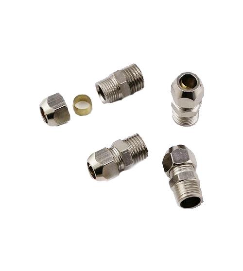 昆山铜管用管接头