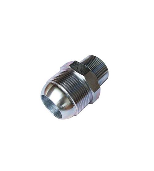 天津锥密封焊接式铰接管、可调向管接头